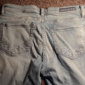 Rock & Republic Cropped jeans